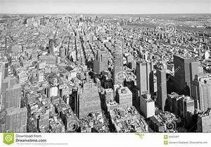 Bild New York Schwarz Weiß : schwarzweiss skyline von manhattan new york city usa stockfoto bild 64525967 ~ Bigdaddyawards.com Haus und Dekorationen