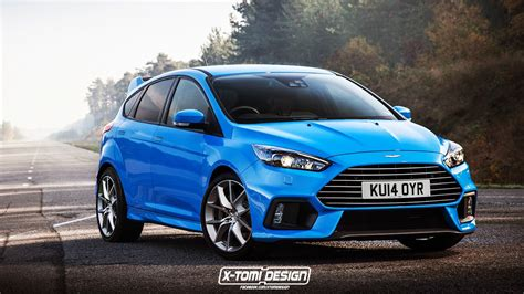 Ford Focus Aston Martin by Ford S New Focus Rs Can Easily Turn Into An Aston Martin