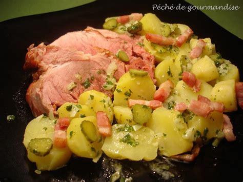la schiffala palette de porc fumée et sa salade de