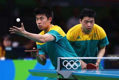 Jun 28, 2021 · australian table tennis veteran jian fang lay was monday selected for a sixth olympics, second only to the sport's nigerian olufunke oshonaike, who will be making her seventh appearance. Table Tennis   Australian Olympic Committee