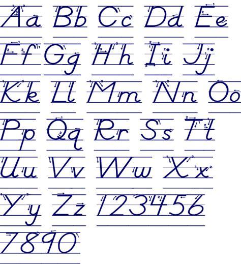 abcteach printable worksheet dnealian print chart