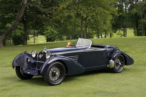 Duesenberg, Alfa Romeo Take Top Honors At The Concours D