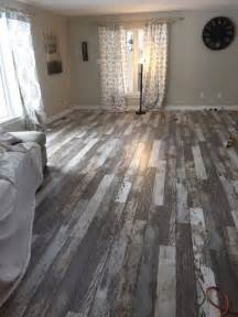 quot was going to go for the safe look and choose a distressed grey color but saw the barn wood