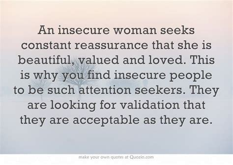 Insecure Females Quotes