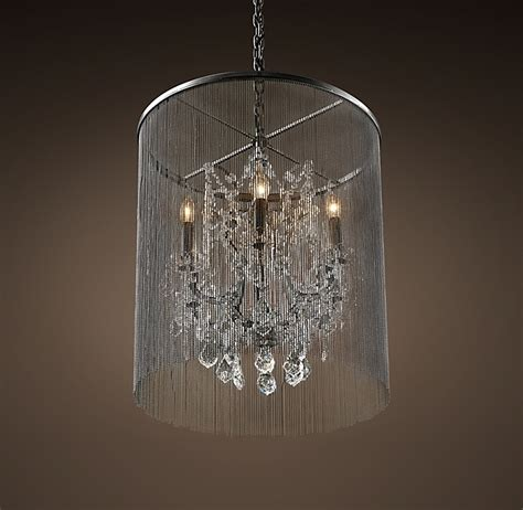 vaille crystal chandelier