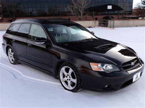 2005 Legacy Gt Engine by 2005 Subaru Legacy Gt Wagon Awd 5 Speed Manual Transmission