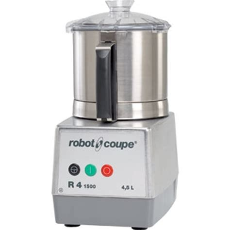 robo cuisine coupe bowl cutter r4 commercial catering equipment
