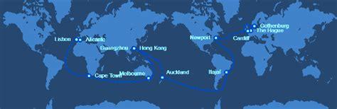 johnthecrowd sailing news volvo ocean race leg