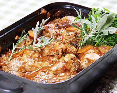cuisiner le lapin au four recette lapin au four