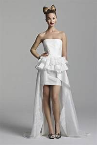 astonishing bridal view in short dress 2011 trends With wedding dress short