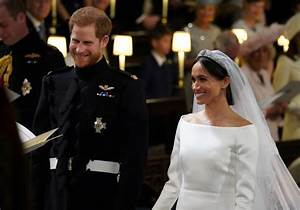 Prince Harry, Meghan Markle marry in much-awaited ceremony ...