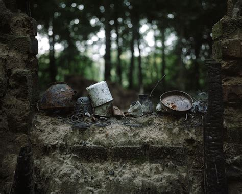 Janine M Benyus Photographs Of Hermits Who Have Escaped Society To Live