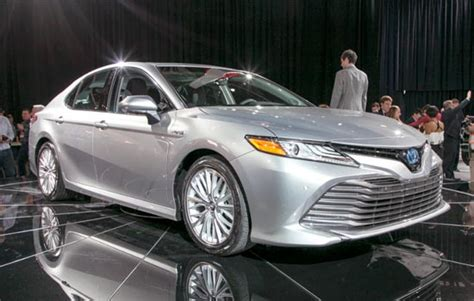 2019 Toyota Camry Xle  Best Toyota Review Blog
