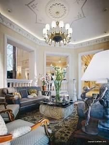 Décoration Orientale Moderne : villa de luxe au design d int rieur oriental au qatar vivons maison ~ Teatrodelosmanantiales.com Idées de Décoration