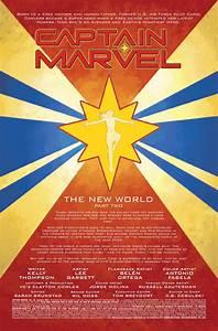 Captain, Marvel, 23, Preview, U2013, Weird, Science, Marvel, Comics