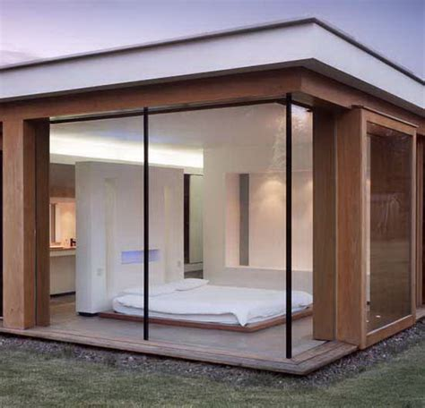 pictures small glass house design glass duncan modern and minimalist design by gareth
