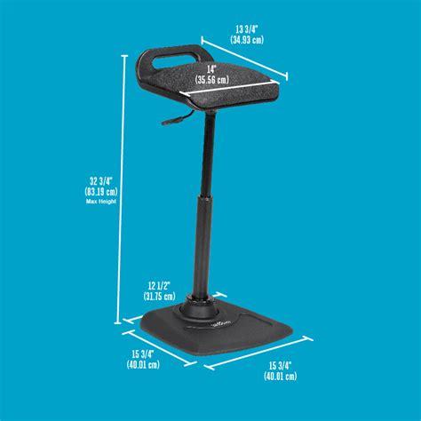 best stool for standing desk adjustable standing desk chair our best standing desk