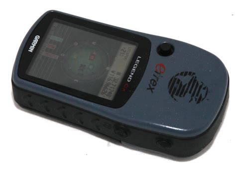 Garmin Etrex Legend Cx Hiking Gps Navigation 4gb Us Topo