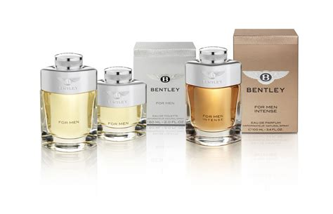 Smell Like Luxury Car! Bentley's First Fragrance Range For