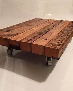 14 best images about barn beams on pinterest beams for Reclaimed beam coffee table
