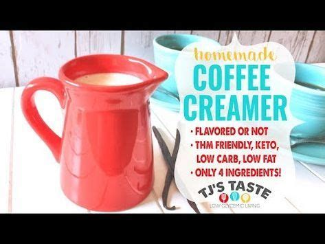 All in one keto coffee creamer. Homemade Flavored (or Not) Coffee Creamer - 20+ Flavor Combo Ideas | Recipe | Creamer low carb ...