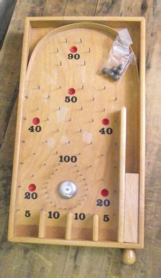 wood pinball machines images wooden toy plans