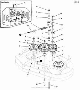 Honda Mower Belt Tension