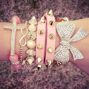 Jewels: bracelets, jewelry, tumblr, just girly stuff ...