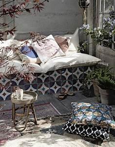 Coussin D Assise Pour Banc : diy coussin d assise pour banc de jardin ~ Melissatoandfro.com Idées de Décoration