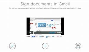 end inbox overwhelm with these 10 gmail add ons sitepoint With sign documents gmail