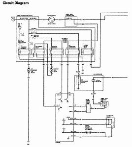 2006 Honda Civic A Cpressor Wiring Diagram