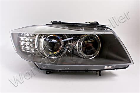 Bmw 3 Series E90 E91 2008-2011 Facelift Bi Xenon Headlight