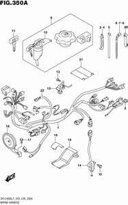 Suzuki Oem Part 38500