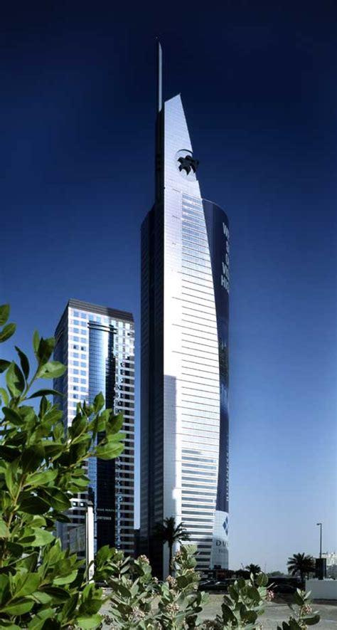st century tower dubai uae skyscraper  architect