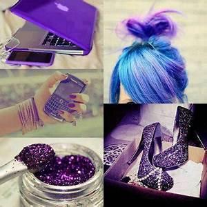 purple things on Tumblr