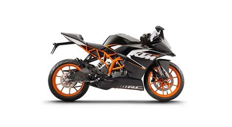 Drive Away With A Ktm Rc 125 And A Great Finance Deal From