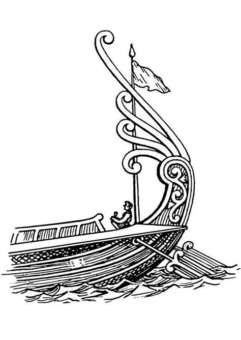 malvorlage schiff schiffsheck mit ruder kostenlose
