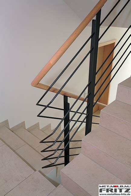 Moderne Treppengeländer Innen by Treppengelander Innen Holz Metall Denvirdev Info