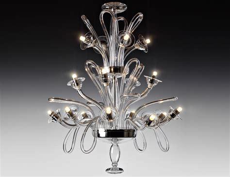 clear glass chandelier nella vetrina eclettici sloop 10001 16 murano chandelier