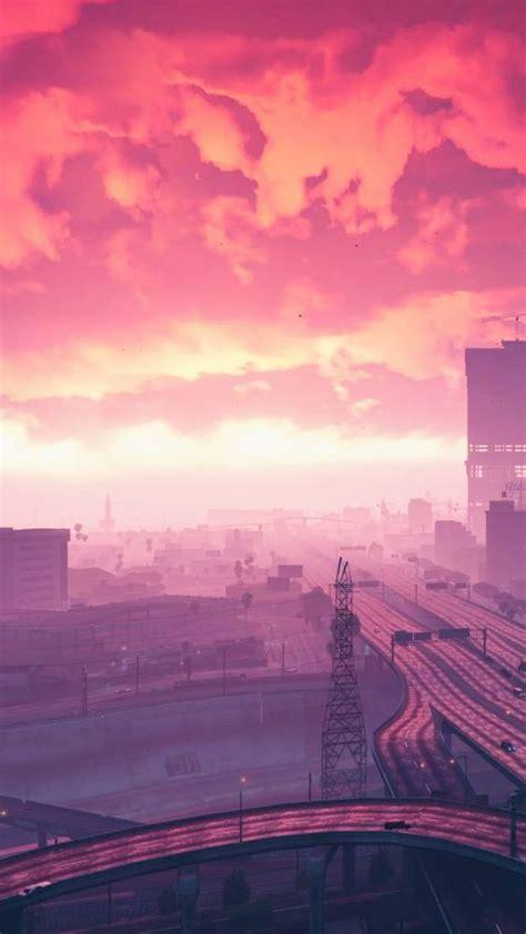 wallpaper grand theft auto  sunset city hd games