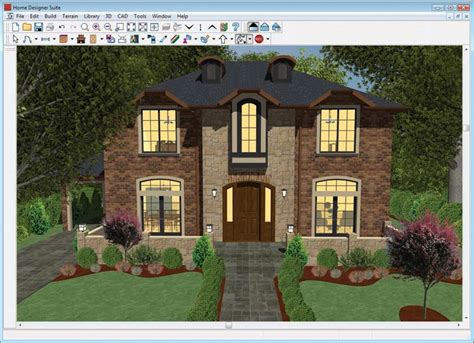 Amazoncom Chief Architect Home Designer Suite 10 Software