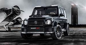 Brabus takes Mercedes-AMG G63 to 789bhp with 800 Widestar
