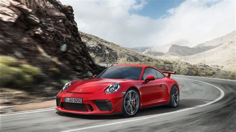 Porsche 911 4k Wallpapers by 2018 Porsche 911 Gt3 4k Wallpapers Hd Wallpapers Id 19899