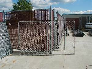 dog kennels fence itcom With chain link dog kennel panels