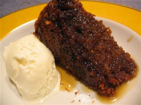sticky date pudding microwave recipe dessert food