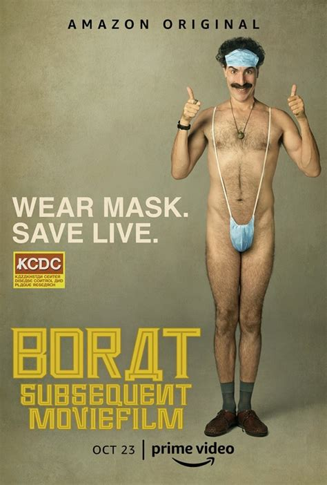 'Borat: Subsequent Moviefilm' Official Trailer Released ...