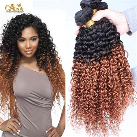 HD wallpapers curly weave ombre