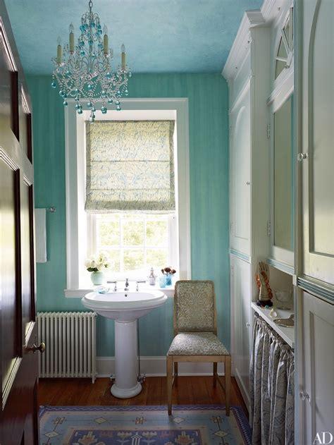 Architectural Digest's 15 Hot Bathroom Colors 2016 Ideas
