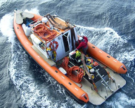 Rib Boat Offshore by 12m Rib Commercial Diving Vessel For Offshore Wind Farm