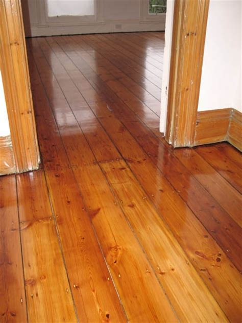 For everywhere: take the orange out of our floor boards